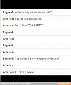 FREEDOOMMM hahaha that is too funny. again I say FREEDOM!!!!!!!!!!!!!!!!!!!!