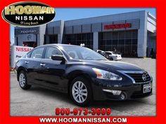 2014 Nissan Altima, 6,252 miles, $16,995.