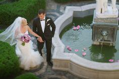 Elegant Boysenberry Wedding at The Villa Terrace Italian Weddings, Italian Villa, Summer Wedding, Terrace, Wedding Ideas, Table Decorations, Elegant, Wedding Dresses, Gallery