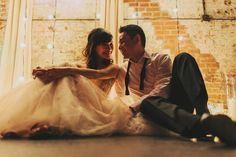 Loving these GORGEOUS photos of Max + Hsin's wedding by Benj Haisch!