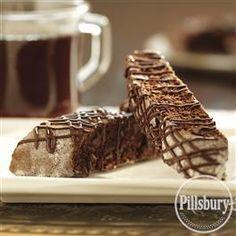 Chocolate Almond Biscotti from Pillsbury® Baking