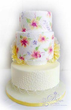 httpcakesdecorcomcakes56564 Beautiful cakes Pinterest