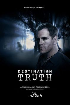 Destination Truth... love this show too