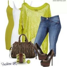Super cute  fall or spring outfit