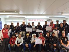 All the drivers