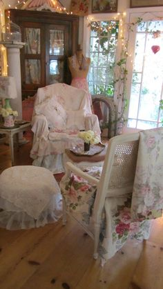 Shabby and #Romantic Life Style| http://vintagestyles9971.blogspot.com