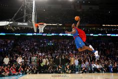 Dwight Howard at Dunk Contest