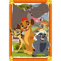 Disney Lion Guard Giant Floor Puzzle