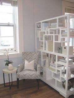 Great room divider