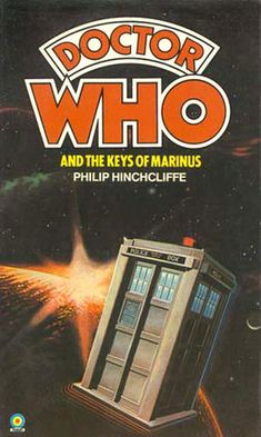 Doctor Who and the keys of Marinus Target book, first Dr Who Books, Doctor Who Books, Doctor Who Poster, Dr Who Tom Baker, Cosmic Comics, Police Box, Time Lords, Ebook Pdf, Science Fiction