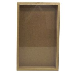Quadro para Rolhas de Vinho 50x30x5cm com Vidro - MDF - PalacioDaArte