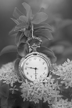 B/W: It's all about time.