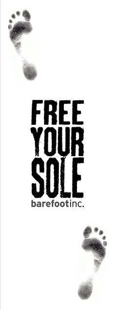 playing round with Barefoot running ideas...