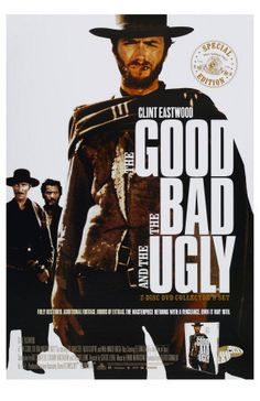 The Good, The Bad and The Ugly, 1966, C.E.