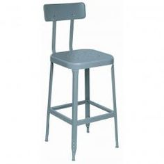 Wanting something industrial...Love this stool.