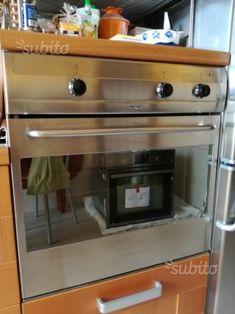 piano-cottura-ariston-hotpointtradizione-avena   Cucina in muratura ...