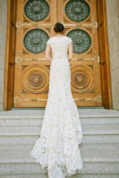 Nancy Barrus For Avenia Bridal (custom Designer Out Of Utah