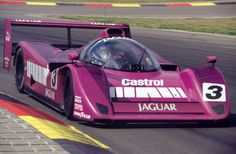 Aug 18, 1991: @derekwarwick (pic) and @brabsracer win the Nurburgring WSC race in the bonkers Jaguar XJR-14.