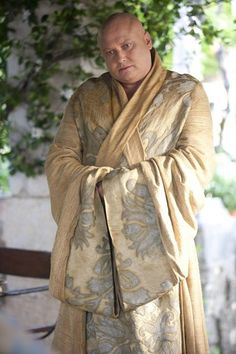Lord Varys ~ Game of Thrones