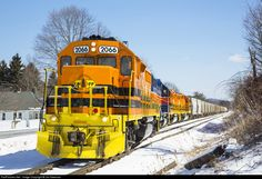 RailPictures.Net Photo: CORP 2066 Central Oregon & Pacific Railroad EMD GP38-3 at Highfield, Maryland by Jim Kleeman