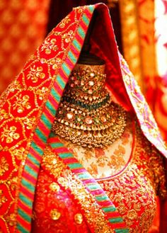 Indian Jewelry love this necklace/haar by Kishandas and Co for Sabyasachi