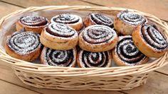 Update mini kakaós csiga Minion, Muffin, Paleo, Bread, Breakfast, Recipes, Food, Morning Coffee, Brot