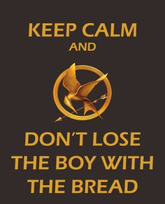 Can't wait for the Hunger Games to come out! :D