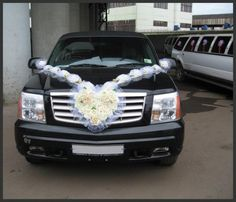 Wedding Car Decoration Nice And Simple