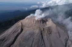 Volcan del Fuego, Colima, Mexico