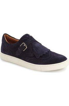 Main Image - Frye 'Gemma' Kiltie Slip On-Sneaker (Women)