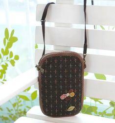 桃桃jakid_新浪博客 Quilted Bag, Pattern Paper, Louis Vuitton Damier, Projects To Try, Pouch, Quilts, Bags, Fashion, Sew