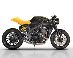 TRIUMPH SPEED TRIPLE TYPE35 BY JAKUSA DESIGN