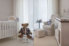 House Alphaville 2 | AR Arquitetura & Design Nursery Toys, Bassinet, Toddler Bed, House, Furniture, Design, Home Decor, Arquitetura, Child Bed