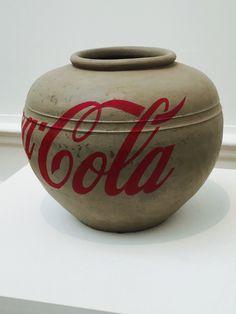 Ai Weiwei's Coca Cola Vase
