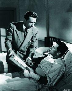 "John Garfield in ""The Postman Always Rings Twice"" (1946)"