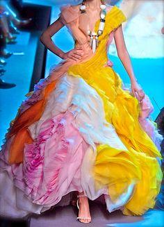 Christian Dior Couture F/W 2011