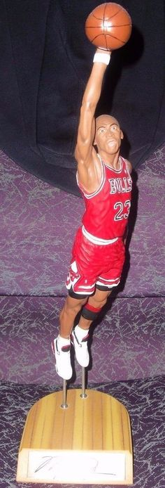 "Michael Jordan 1994 Upper Deck Salvino 13"" Figurine Statue /2500 Bulls"