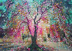 The Creation Tree - Create Your Reality. $48,00, via Etsy.