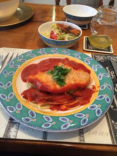Pioneer Womans Chicken Parmesan 07 2015 Made By Dad