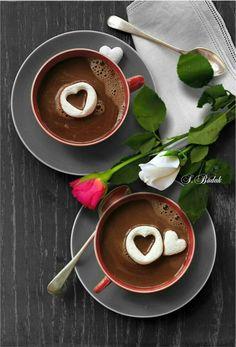 Love coffee.