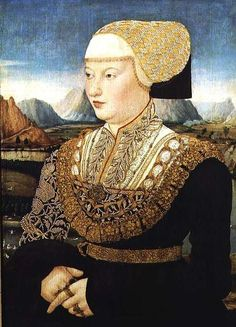 Portrait of a woman, possibly by Conrad Faber von Kreuznach, early 16th century