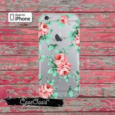 Hakuna Matata Infinity Symbol Tribal Mint And Coral by CaseOasis 5s Phone Cases, Cool Iphone Cases, Diy Phone Case, Cellphone Case, Iphone 5c, Motifs Roses, Ipod Touch 5th Generation, Flower Patterns, Iphone Wallpaper