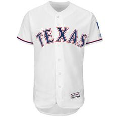0ed62ec8b8a Men s Texas Rangers Majestic Red Flexbase Authentic Collection Team Jersey  Rangers Baseball