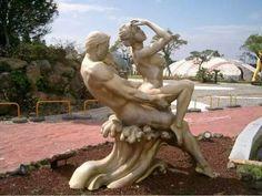 Art sex - jeju loveland
