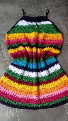 Kate's Crochet World Crochet Shirt, Crochet Baby, Free Crochet, Knit Crochet, Crochet Stitches, Crochet Patterns, Crochet Capas, Bikinis Crochet, Fancy Bows