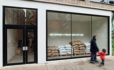 East London was a natural choice of location for the new store – located in the heart of Shoreditch on Redchurch Street – after the brothers began spending time there a few years ago