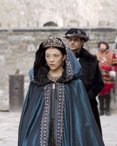 The Tudors.... Say goodbye Queen Anne