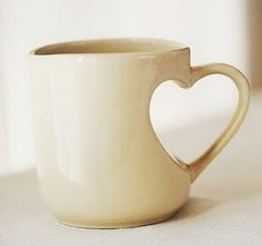 ♥ in a cup