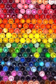 Rainbow colers - Reg