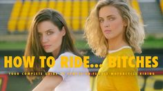 How To Ride...  Bitches (02:00) Directed by Alex Vivian
